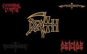 band logo metal bands