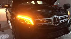 Mercedes Gle Led Intelligent Light System Gls Lils Led Intelligent Lighting System Retrofitted