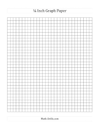 1 Graph Paper Free Printable Engineering Graph Paper 1 Inch From