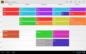 Schedule Builder Free Online Weekly Calendar Maker Weekly Calendar