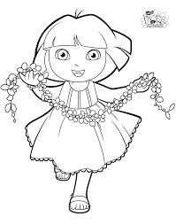 Small Picture Dora Coloring Printables Coloring Coloring Pages