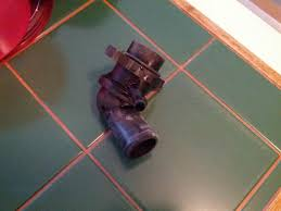 2004 Chevrolet Aveo Thermostat Housing Broke (Engine Overheated ...