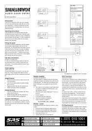 srs installation instructions instructions 9006 audio power supply