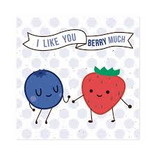 valentine s day cards for friends. Fruit Friends Throughout Valentine Day Cards For