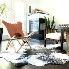faux animal rug faux animal hide rugs monster skin rug 1 co intended for designs faux animal rug