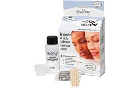 eyebrow tinting at home simple tinting of eyebrows step 2 prepare the paste