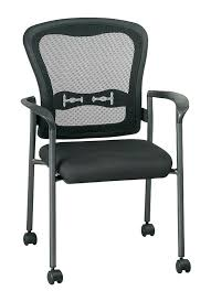 chair with wheels office star titanium finish visitors chair with arms casters and back chair wheels