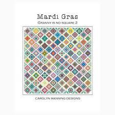 Caron Watercolours Chart Mardi Gras