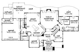 ranch house floor plans. Lodge Style House Plans Timberfield Associated Designs Best Mountain . Floor With Ranch
