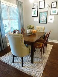 rug under kitchen table full size of coffee tables what size rug under a round table