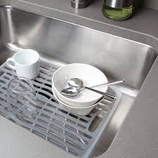 Kitchen Sink Drain Rack Amazoncom Oxo Good Grips Sink Mat Small Home Kitchen