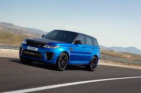 2018 land rover changes. contemporary land 2018 land rover range sport svr in land rover changes m