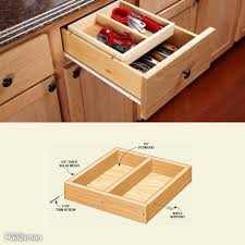 cabinet drawer boxes fresh 10 kitchen cabinet drawer organizers you can build yourself