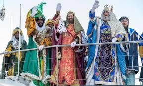 Resultado de imagen para cabalgata de reyes