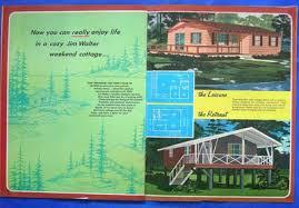 vtg jim walter homes model catalog home