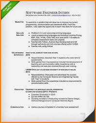7 Good Electrical Engineering Cv Format Quick Askips