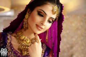 you can check out diffe bridal makeup tips and try them at home before your