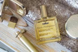 <b>Nuxe</b> Huile Prodigieuse Multi-Usage Dry <b>Oil</b> Golden Shimmer ...