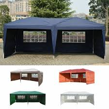 sd up 10 x 20 professional event pop up premium outdoor gazebo canopy for
