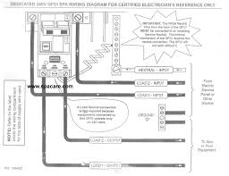 how to wire a gfci breaker 220v hot tub wiring diagram 220v Hot Tub Wiring Diagram #13