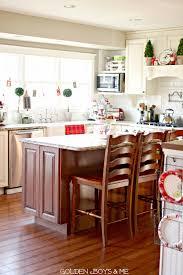 Kitchen Mantel Golden Boys And Me Our Christmas Kitchen 2013