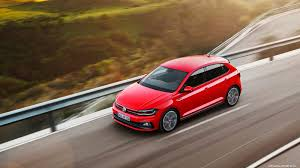 Cars desktop wallpapers Volkswagen Polo GTI - 2017