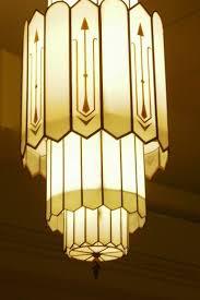 stunning art deco chandelier 12 chandeliers 1930s vintage lighting with