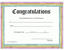 congratulation templates congratulations certificate template best business template