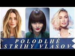 účesy Polodlhé Vlasy S Ofinou 2017 смотреть онлайн на Hahlife