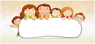 Children Education Cartoons Childrens Activities Childhood Cartoon Poster Background Child