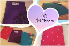 Notebook Decoration Designs 100 Easy Decorating Notebook Ideas DIY School Supplies YouTube 2