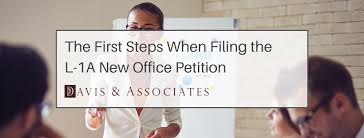 Petition Office How To File The L 1a New Office Petition Immigration