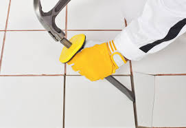 replacing a tile in your floor
