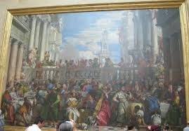 famous paintings in the louvre