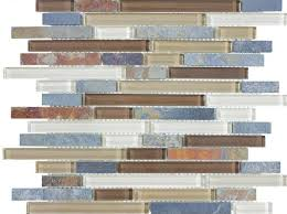 linear amber tea mosaic bliss tile