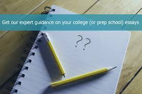 Help With College Essay Writing College Application Essay Coaching Top Tier Admissions