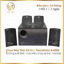 Tổng hợp Loa Vi Tính 5.1 Soundmax giá rẻ, bán chạy tháng 8/2021 - BeeCost