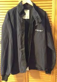 Salisbury Pro Wear Arc Flash Jacket Size Xl 11 Calorie Ppe Acc1132bl Dark Navy