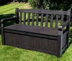lovable garden storage bench seat outdoor storage bench waterproof navpa2016