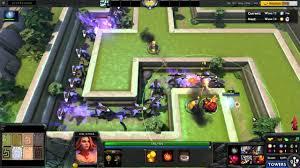 dota 2 element tower defense 2 insane score 147k youtube