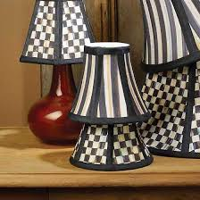 mackenzie childs chandelier shades awesome mackenzie childs courtly check shade chandelier