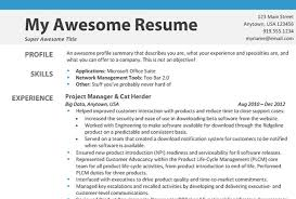 How To Write A Resume For Your First Job First Job Resume Example
