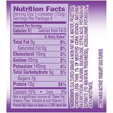 dannon light fit blended nonfat greek yogurt vanilla 5 3 oz 4 pack amazon grocery gourmet food