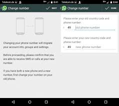 How To Change Your Phone Number How To Change Your Whatsapp Phone Number Ghacks Tech News