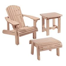 adirondack chairs plans templates. Fine Chairs Adirondack Chair Plans And Templates With Foot StoolSide Table  Stainless Steel Hardware Packs And Chairs R