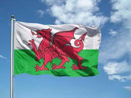 Bandiera Galles - Bandiere Italiane