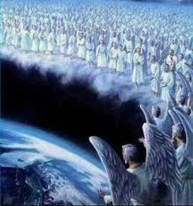 Image result for God and angels fellowship