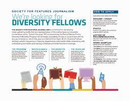 Apply Now For The 2019 Sfj Diversity Fellowship Society