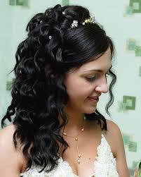 Quelle Coiffure Cheveux Boucles Mi Long Mariage