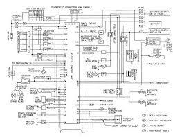 nissan pulsar gtir wiring diagrams nissan wiring diagrams